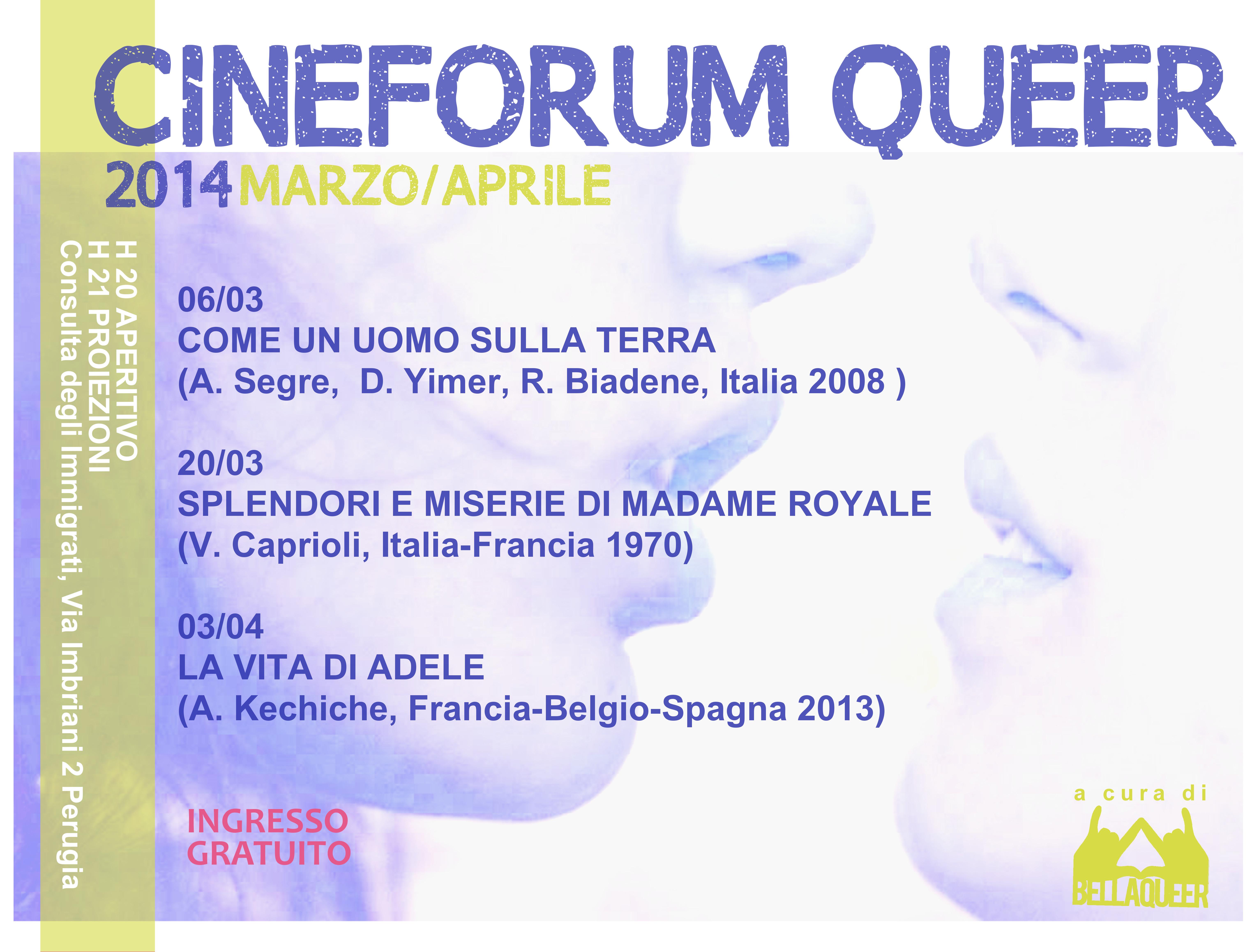 CINE MARZO 2014